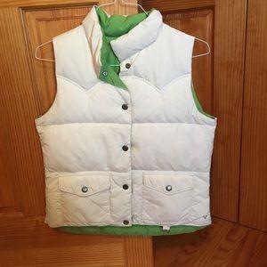 Reversible Poofy Vest